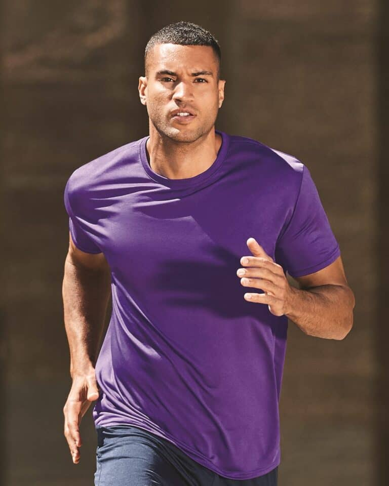 T-shirts performants hommes