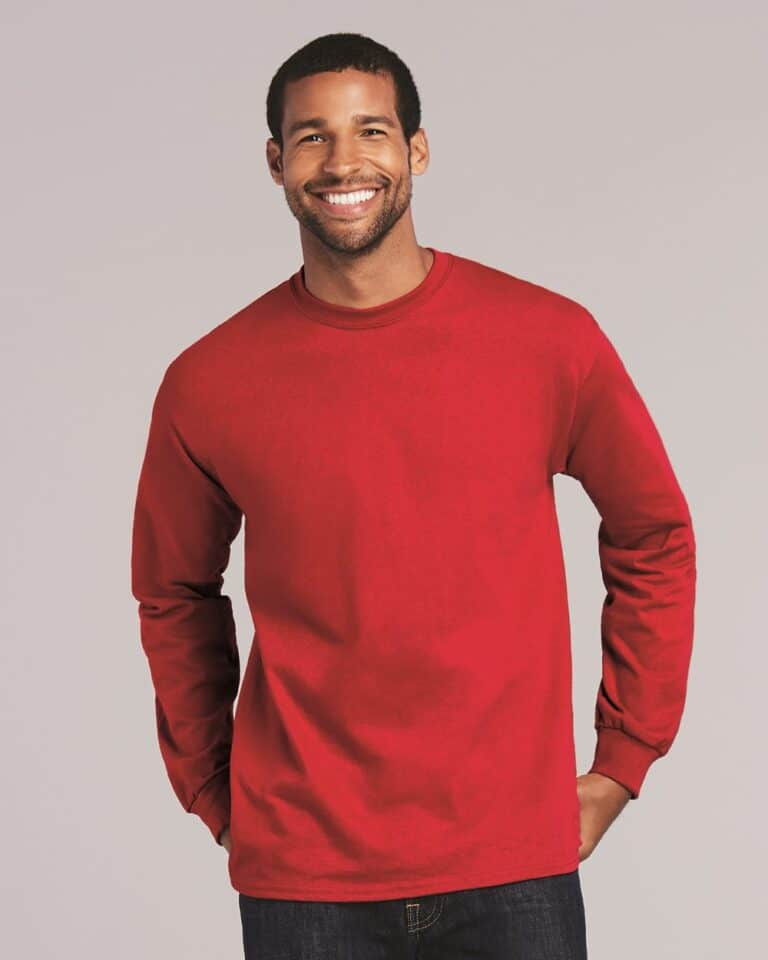 T-shirts manches longues hommes